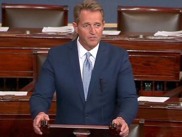 Image result for senator jeff flake