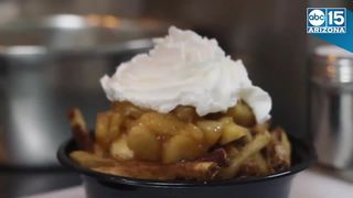 Apple pie fries? Where to get them in the Valley