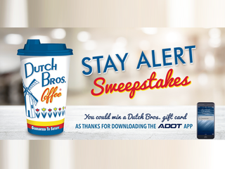 RULES: Stay Alert Sweepstakes