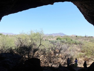 360º VIDEO: Go inside protected Cave Creek cave