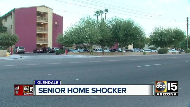 Senior center glendale az