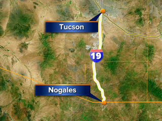 11 immigrants found inside Nogales mobile home