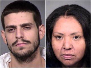 PD: Mesa couple takes car keys from victim