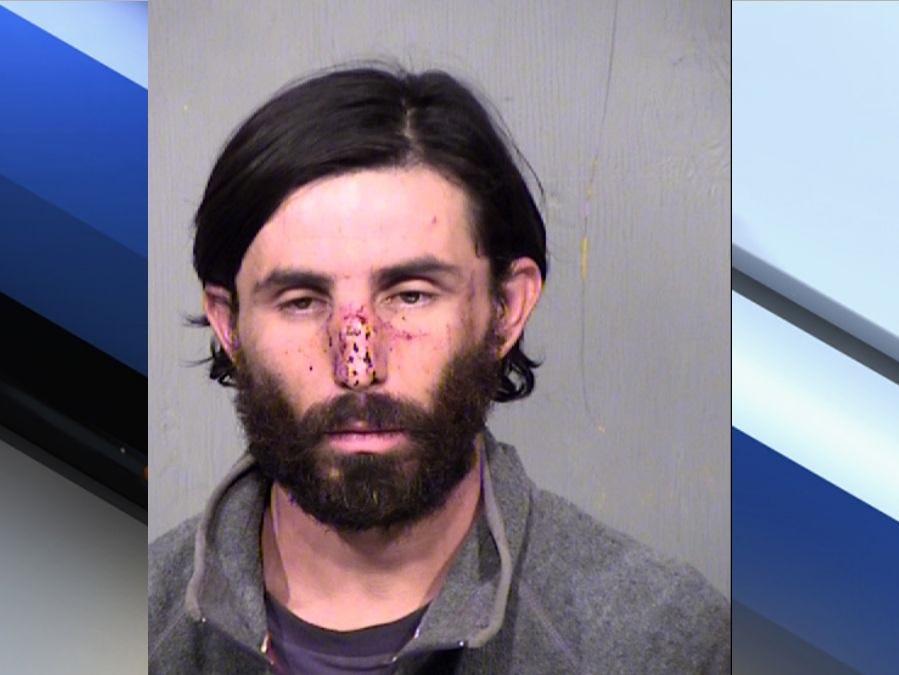 Gas Prices In Arizona >> Suspect who tells Phoenix police: 'I am Mexican Mafia ...