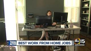 Top 10 Best Real Jobs You Can Do From Home  ABC News