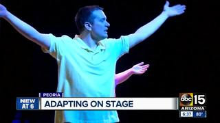 Special needs actors are the stars in Peoria