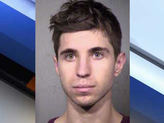 PD: Mesa man arrested for luring
