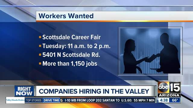 NOW HIRING: Eight places looking for workers in the Valley (11/12 ...