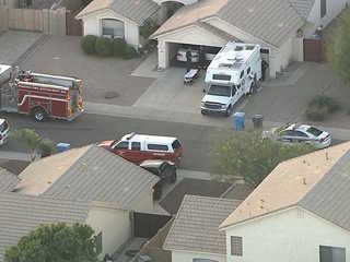 PD: Father shoots son, then kills himself in PHX