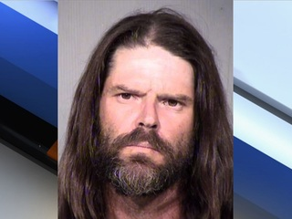 PD: PHX man throws dog into oncoming traffic