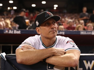 D-backs coach named NL Manager of the Year