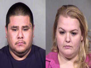 MCSO: Two arrested for planning fake robbery