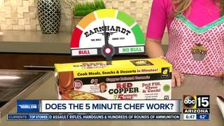 Does the Red Copper 5-Minute Chef really work?