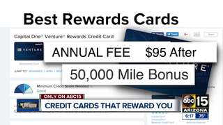 Best rewards and cash back with these cards