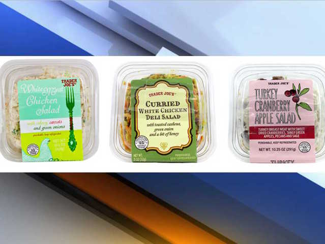 Trader Joe's Recalls Packaged Salads Over Glass Shards Fear