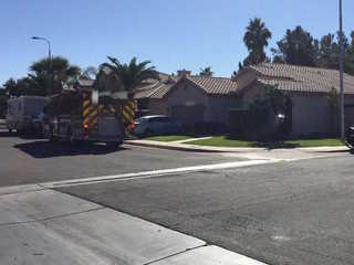 FD: Boy hospitalized after falling into pool