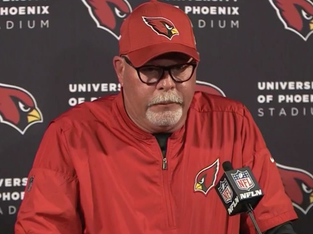 Bruce Arians: My play call didn't cost Cardinals a win