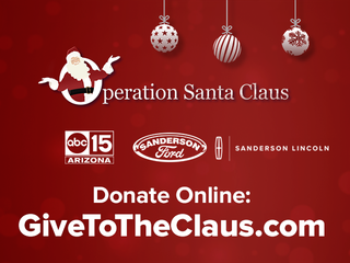 Operation Santa Claus kicks off