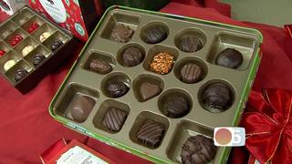 The BEST gift: Chocolate