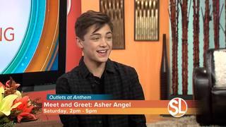 WOW! Meet Disney Star Asher Angel
