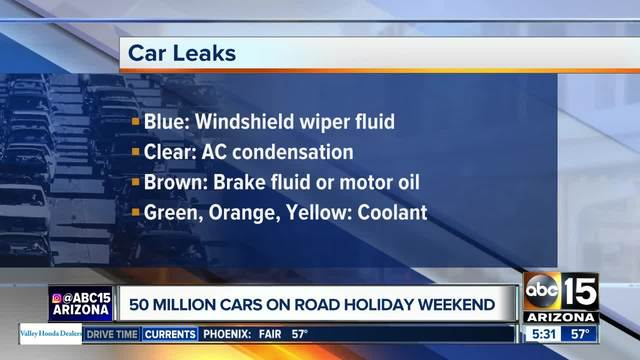Tips for staying safe on Valley roads over the holidays