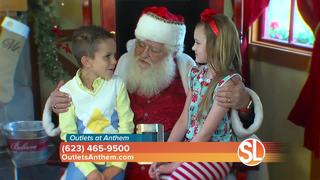 FREE: Visit Santa's Cottage