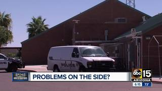 Police chief's side business raises concerns
