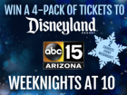 CONTEST: Enter to win Disneyland tickets!