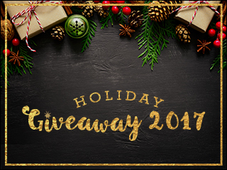 RULES: Holiday Giveaways 2017
