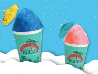 Get free Sno Tuesday at Bahama Buck's