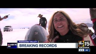 PV woman takes aim at major motorcycle record