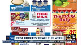 Our favorite grocery deals this week