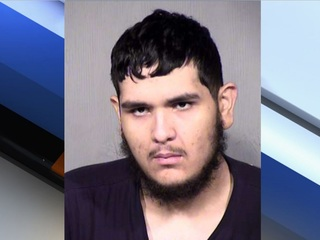 PD: Buckeye officer captures thief on way home