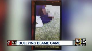 Laveen mom says bullied son suspended