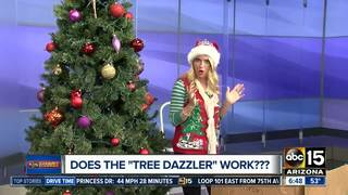 Does the Tree Dazzle work?