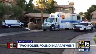 PD: 2 found dead at Scottsdale apartment ID'd