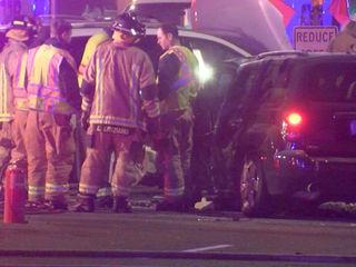 1 dead, 1 seriously injured in Glendale crash