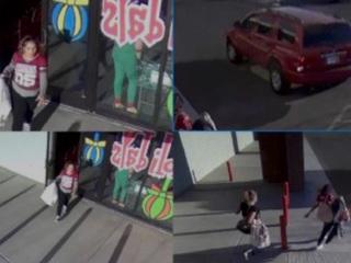 Shoplifters target discount store in Peoria