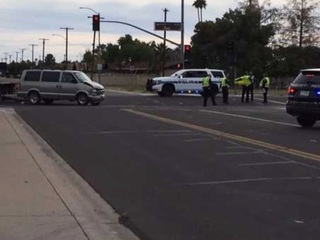 Teens recovering after crash in Chandler