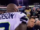 VIDEO: Seahawks player tries to fight fan