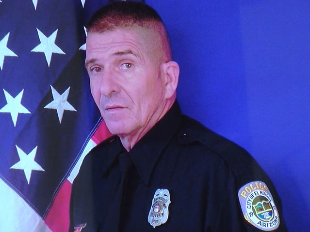 Officer dead after foot pursuit in El Mirage