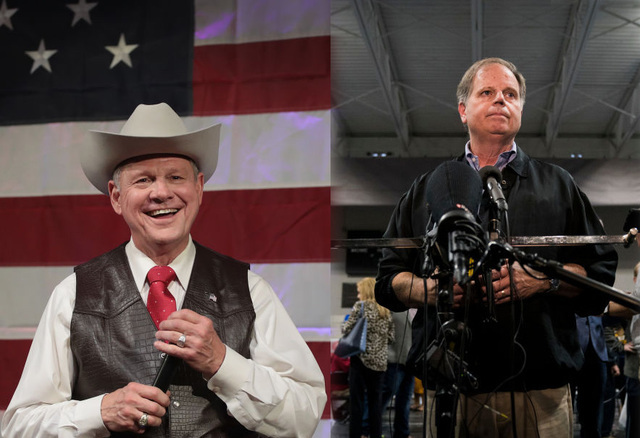 Doug Jones wins US Senate seat for Alabama
