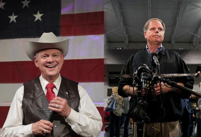Doug Jones wins US Senate seat for Alabama