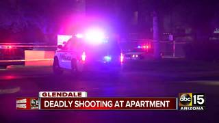 PD: Man dead after being shot in Glendale