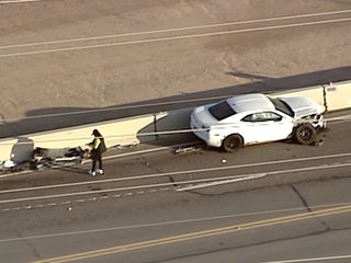 DPS investigating head-on crash in Ahwatukee