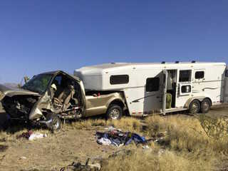 DPS investigating crash north of Wickenburg