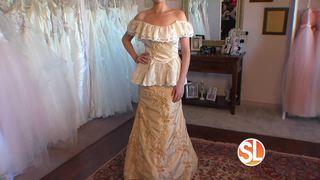 Custom weddding gowns! I Do!