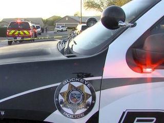 Police investigating shooting in Buckeye