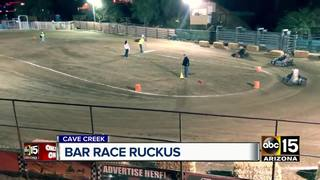 Cave Creek bar fights for racing events