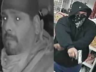 Man sought in attempted PHX smoke shop robbery